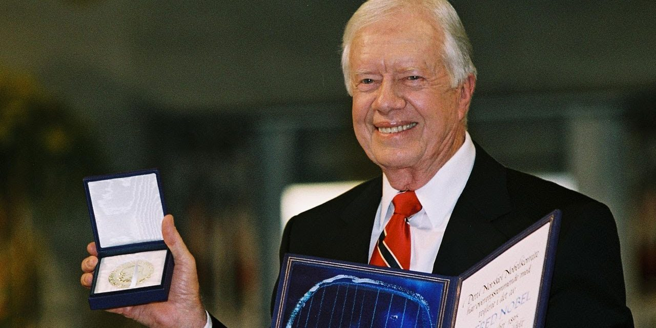 Jimmy Carter – 39th President of United States