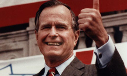 George H. W. Bush – 41st President of the United States