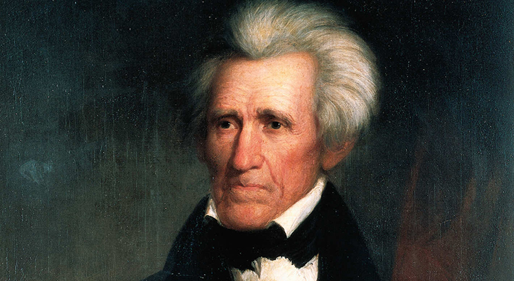 Andrew Jackson – 7th President of United States
