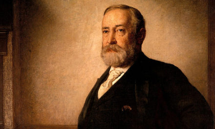 Benjamin Harrison –  9th US President