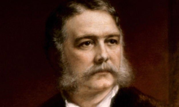 Chester A. Arthur – 21st President of United States