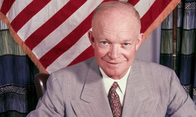 Dwight D. Eisenhower – 34th President of United States