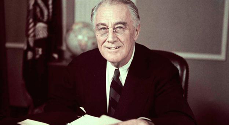 Franklin D. Roosevelt – 32nd President of United States