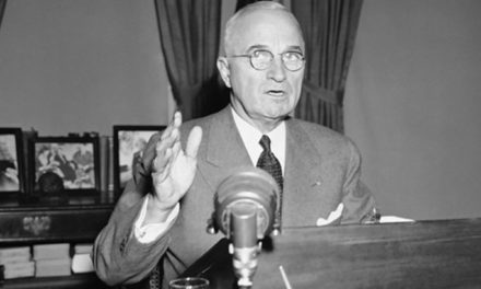 Harry S. Truman – 33rd President of United States