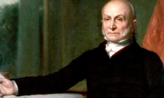 John Quincy Adams – 6th President of US
