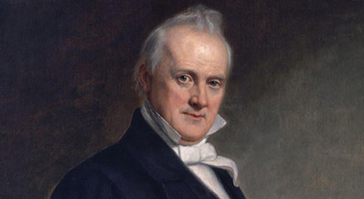 James Buchanan – 15th President of United States