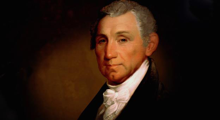 James Monroe – 5th President of United States