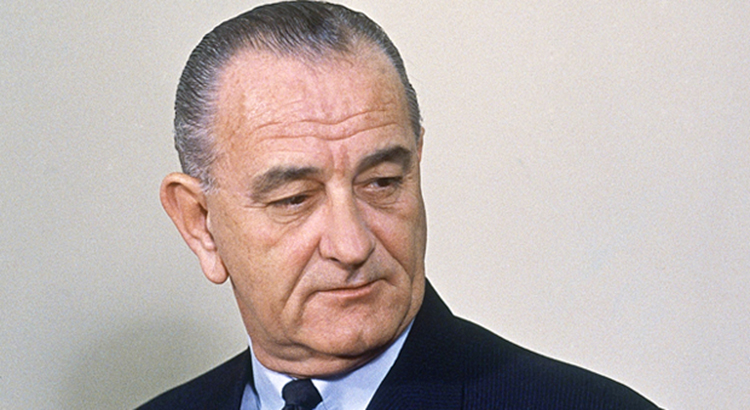 Lyndon B. Johnson – 36th President of United States