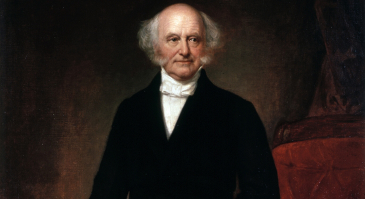 Martin Van Buren – 8th President of United States
