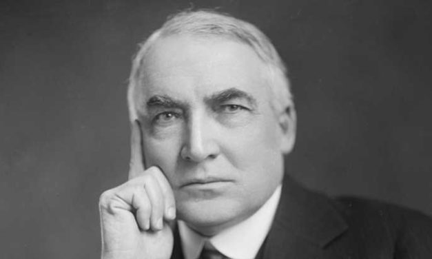 Warren G. Harding – 29th President of United States