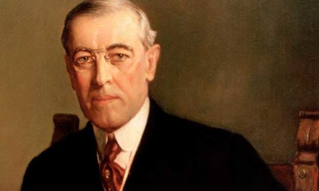 Woodrow Wilson – 28th president of United States