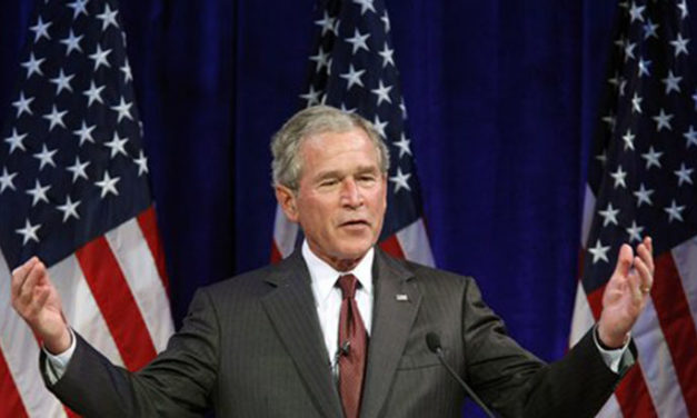 George W. Bush – 43rd president of the United States