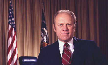 Gerald Ford – 38th President of United States