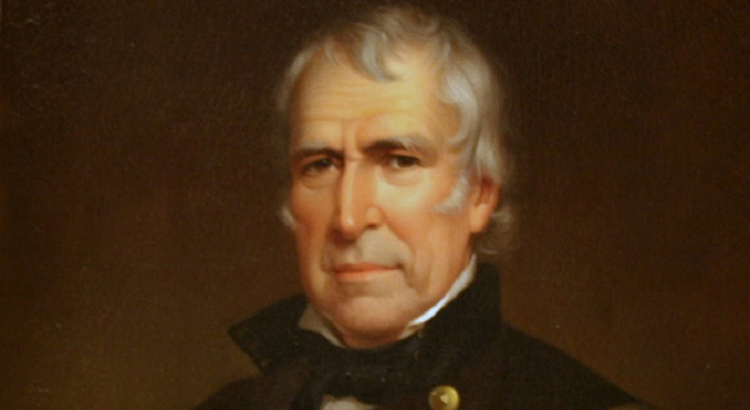 Zachary Taylor – 12th President of United States