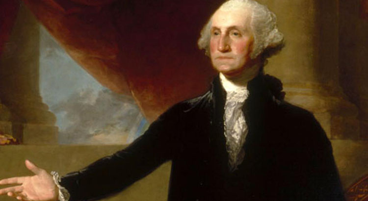 George Washington – 1st President of US