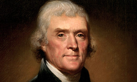 Thomas Jefferson – 3rd President of US
