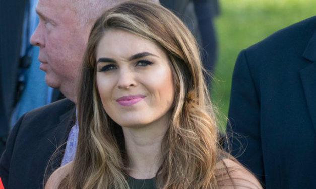 Hope Hicks – Girlfriend of Donald Trump