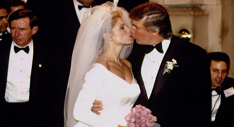 Marla Maples - Second Wife of Donald Trump