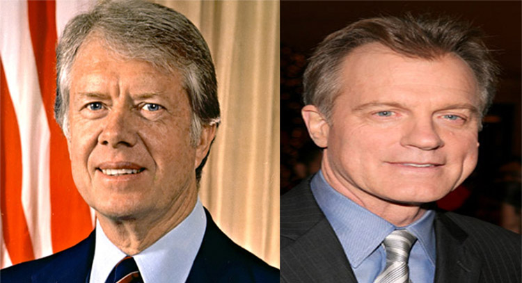 Stephen Collins vs Jimmy Carter1