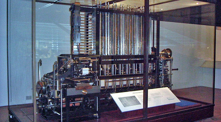 Charles Babbage was the first to invent a mechanical computing device.