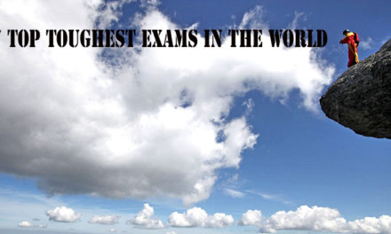 7 Top Toughest Exams In The World