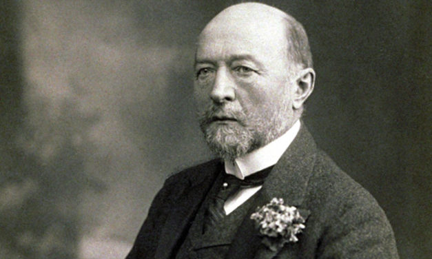 Emil Adolf von Behring – The First Nobel Prize in Physiology or Medicine