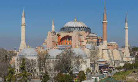 Secrets of the Hagia Sophia
