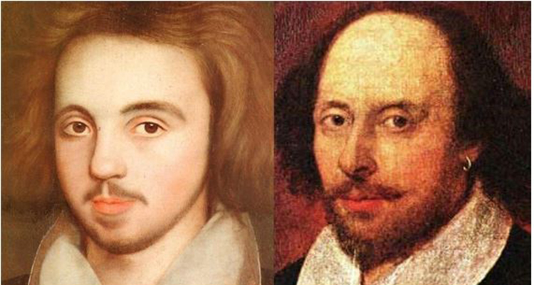 Why is Shakespeare famous than Marlowe