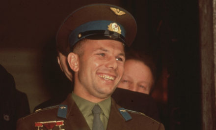 Yuri Gagarin – First Astronaut of World