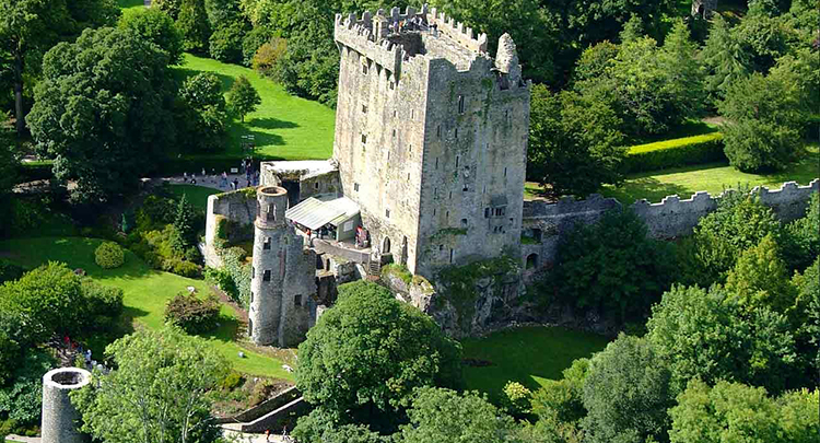Eight Secrets of Blarney Castle