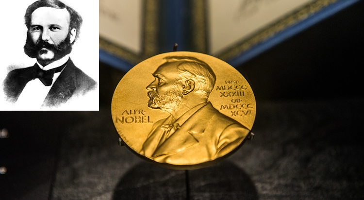 Henry Dunant – The First Nobel Peace Prize winner