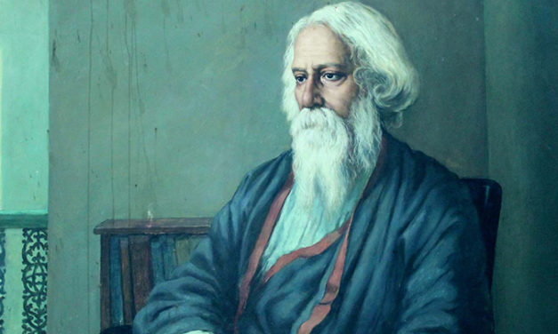 Rabindranath Tagore –  First Nobel Prize Winner in India
