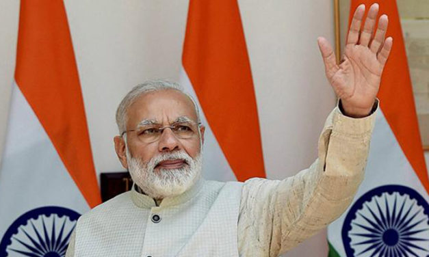 Narendra Modi – 14th Prime Minister of India