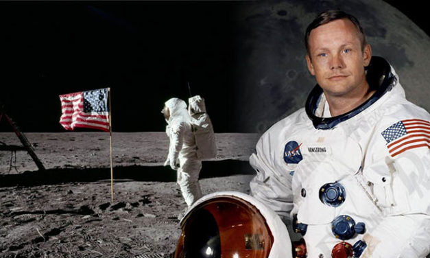Neil Armstrong – First Man on the Moon