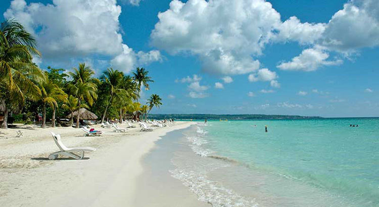 7 Mile Beach, Negril, Jamaica