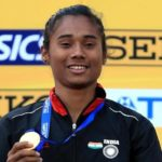 Hima Das – India's First Female Gold Medalist on Track