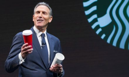Howard Schultz- The Starbucks Boss