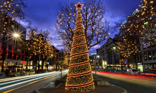 7 Spectacular places to spend Christmas