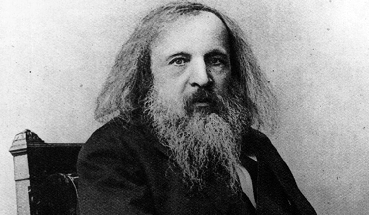 Dmitri Mendeleev – Father of the Periodic Table
