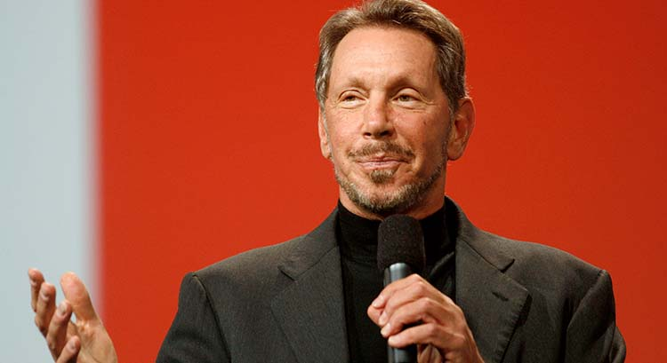 7 Important facts about Larry Ellison Oracle Co-founder