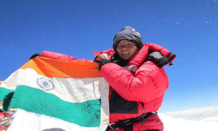 Anurima Sinha – First Female Amputee to climb Mount Everest